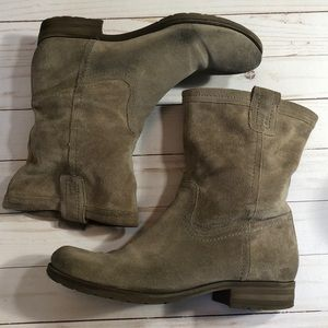 Naturalized Basha Taupe Boots - 8.5